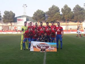 La Roda CF - CD Madridejos