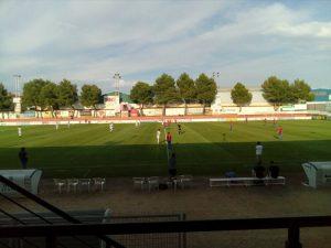 La Roda CF - CD Quintanar del Rey