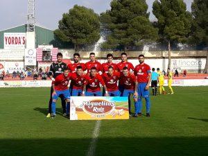 La Roda CF - CF La Solana