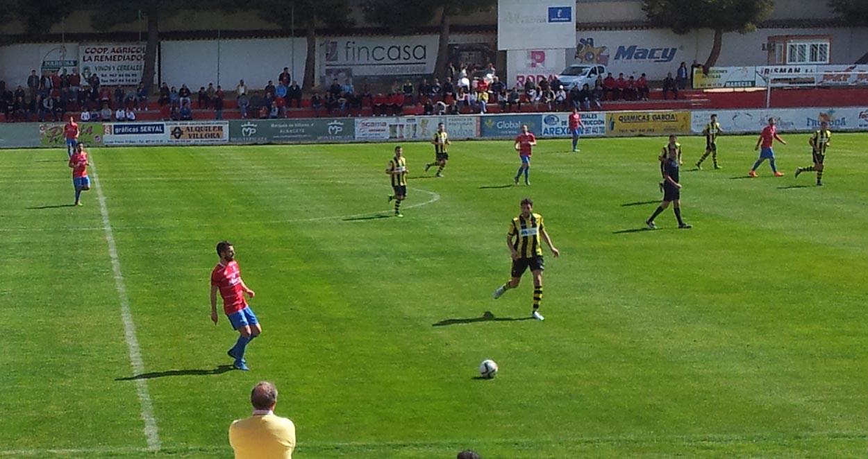 La Roda CF - Club Portugalete