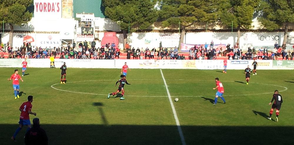 La Roda CF - Granada B