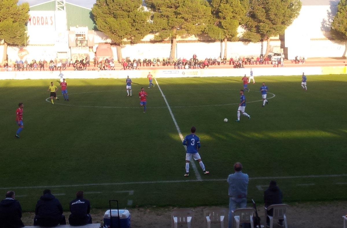 La Roda CF - Linares Deportivo