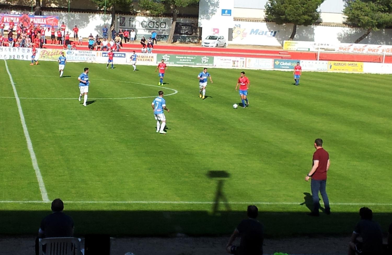 La Roda CF - Lucena CF