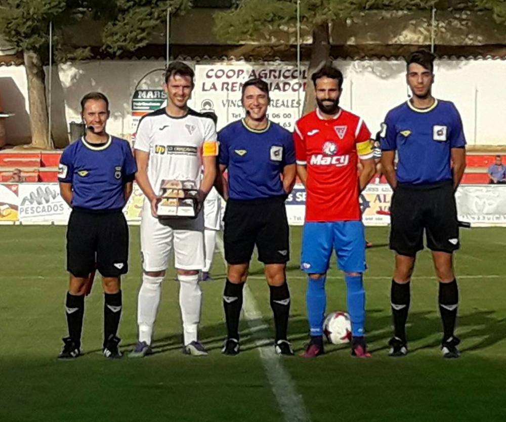 La Roda CF - Mora CF