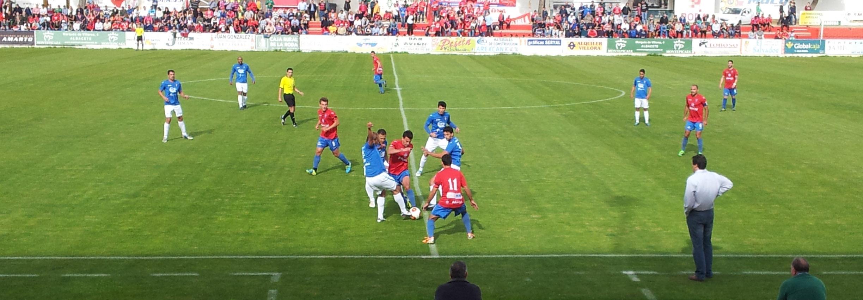 La Roda CF - San Fernando CD