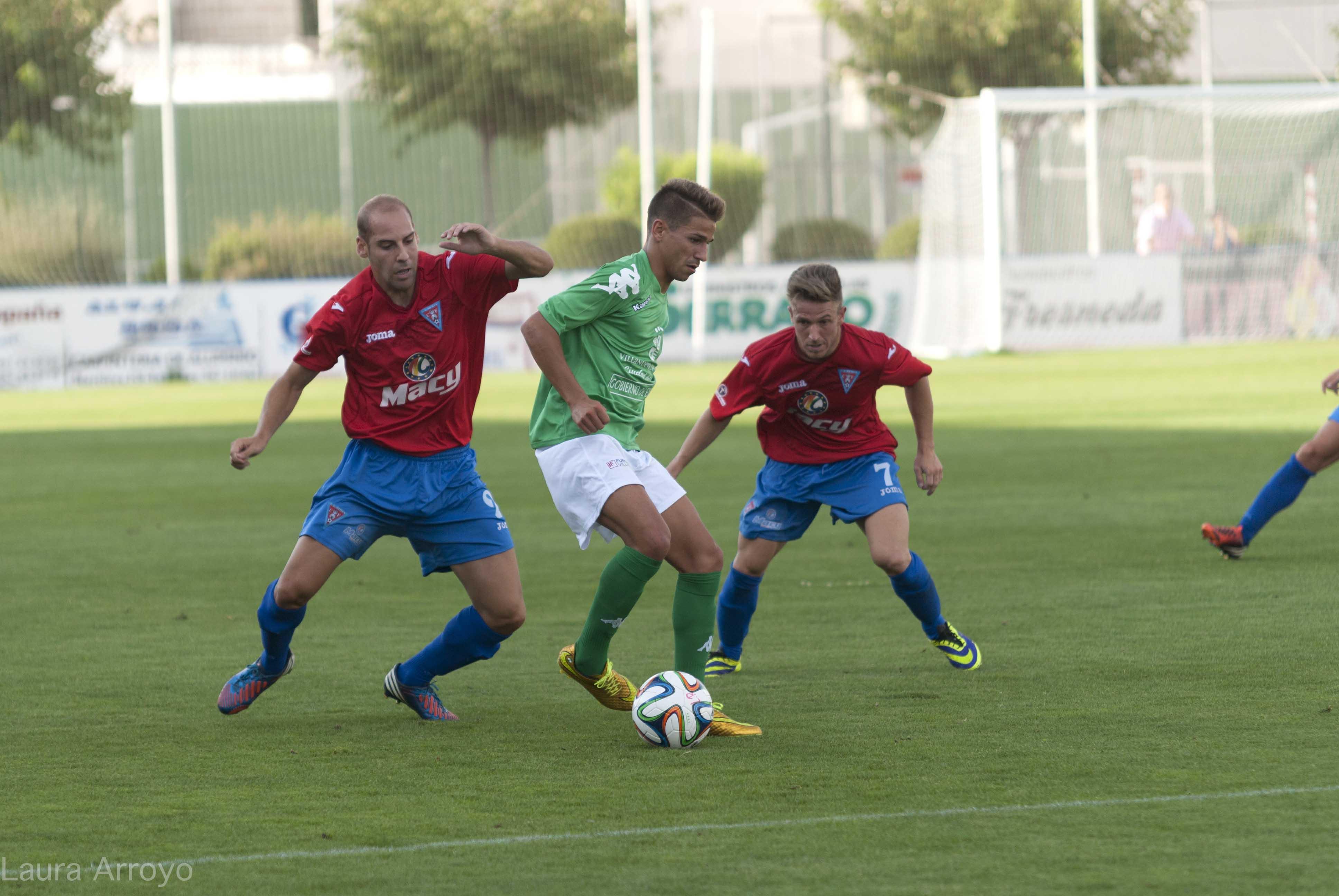 La Roda CF - Villanovense (Foto: Laura Arroyo)
