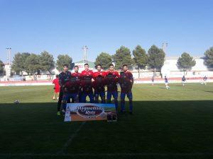 La Roda CF - Yugo UD Socuéllamos