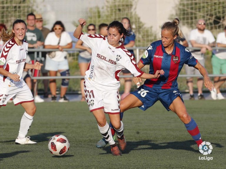 Levante UD - Fundación Albacete Femenino