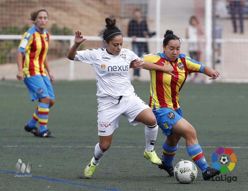 Levante UD - Fundación Nexus Albacete (Foto: LFP)