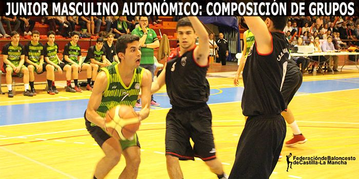 Liga Junior Autonómica Masculina