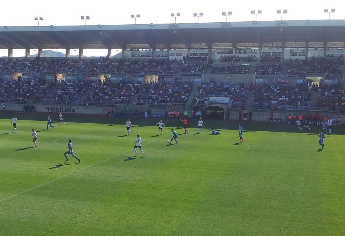 Lorca FC - Albacete Balompié
