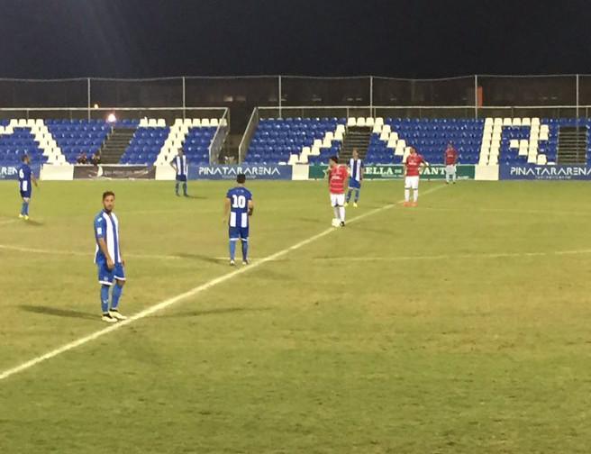 Lorca FC - La Roda CF