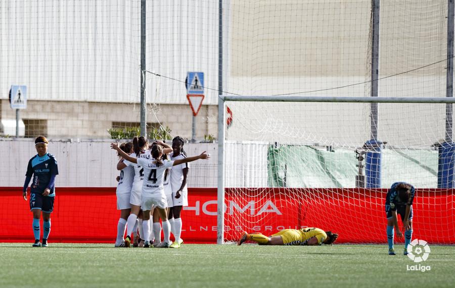 Madrid CFF - Fundación Albacete Femenino