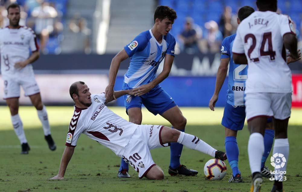 Málaga CF - Albacete Balompié