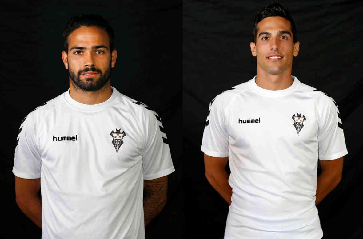 Manu Miquel y Borja Navarro
