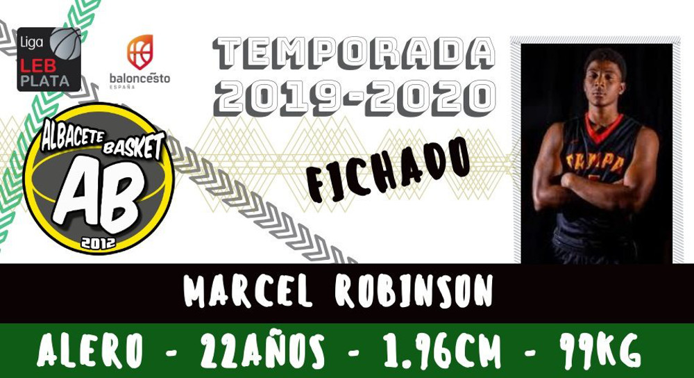 Marcel Robinson