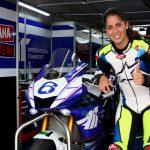 María Herrera en el Circuito de Albacete