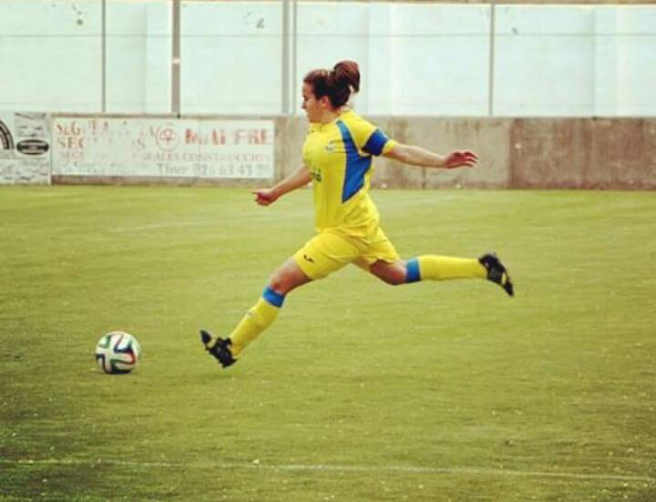 Marisa, nueva jugadora del Fundación Nexus Albacete