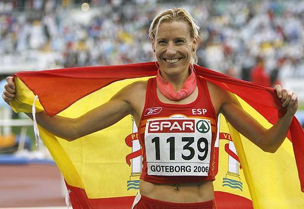 Marta Domínguez (Foto: www.plazadeportiva.com)