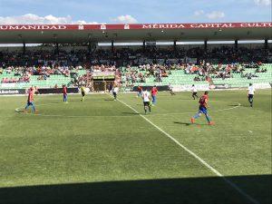 Mérida AD - La Roda CF