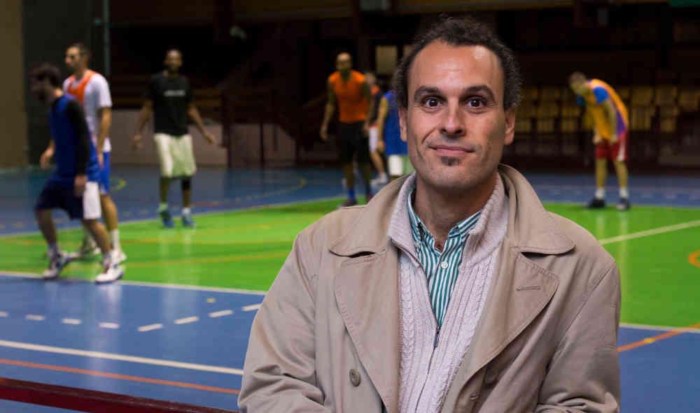 Miguel Ventayol, presidente del Albacete Basket