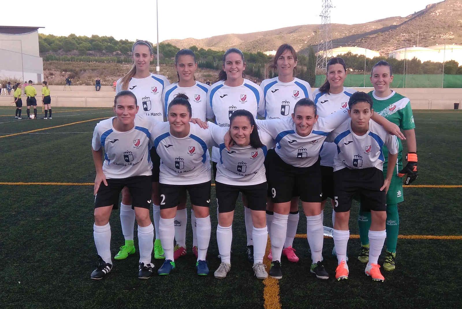 Minerva Féminas - CFF Albacete