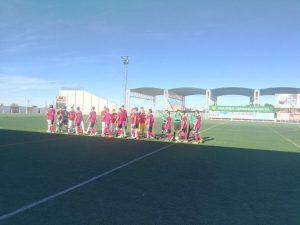Mora CF - Albacete B
