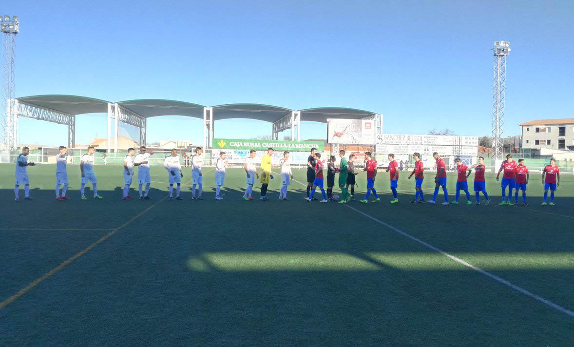 Mora CF - La Roda CF
