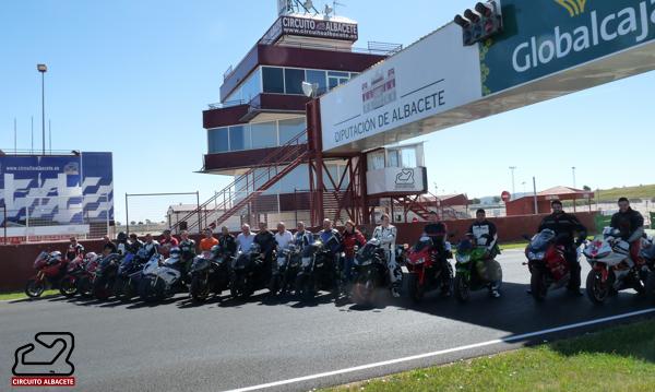 Moto Club Run Run de La Roda (Foto: Circuito)