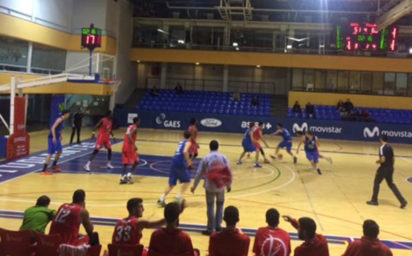 Movistar Estudiantes - CB Villarrobledo
