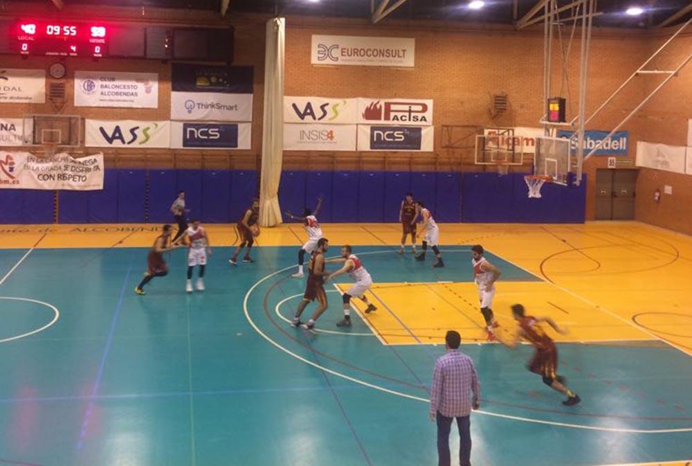 NCS Alcobendas - CB Villarrobledo