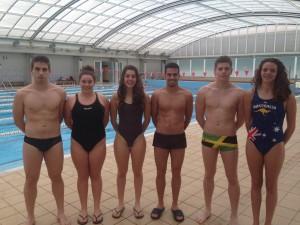 Nadadores del CN Albacete (Foto: CN Albacete)