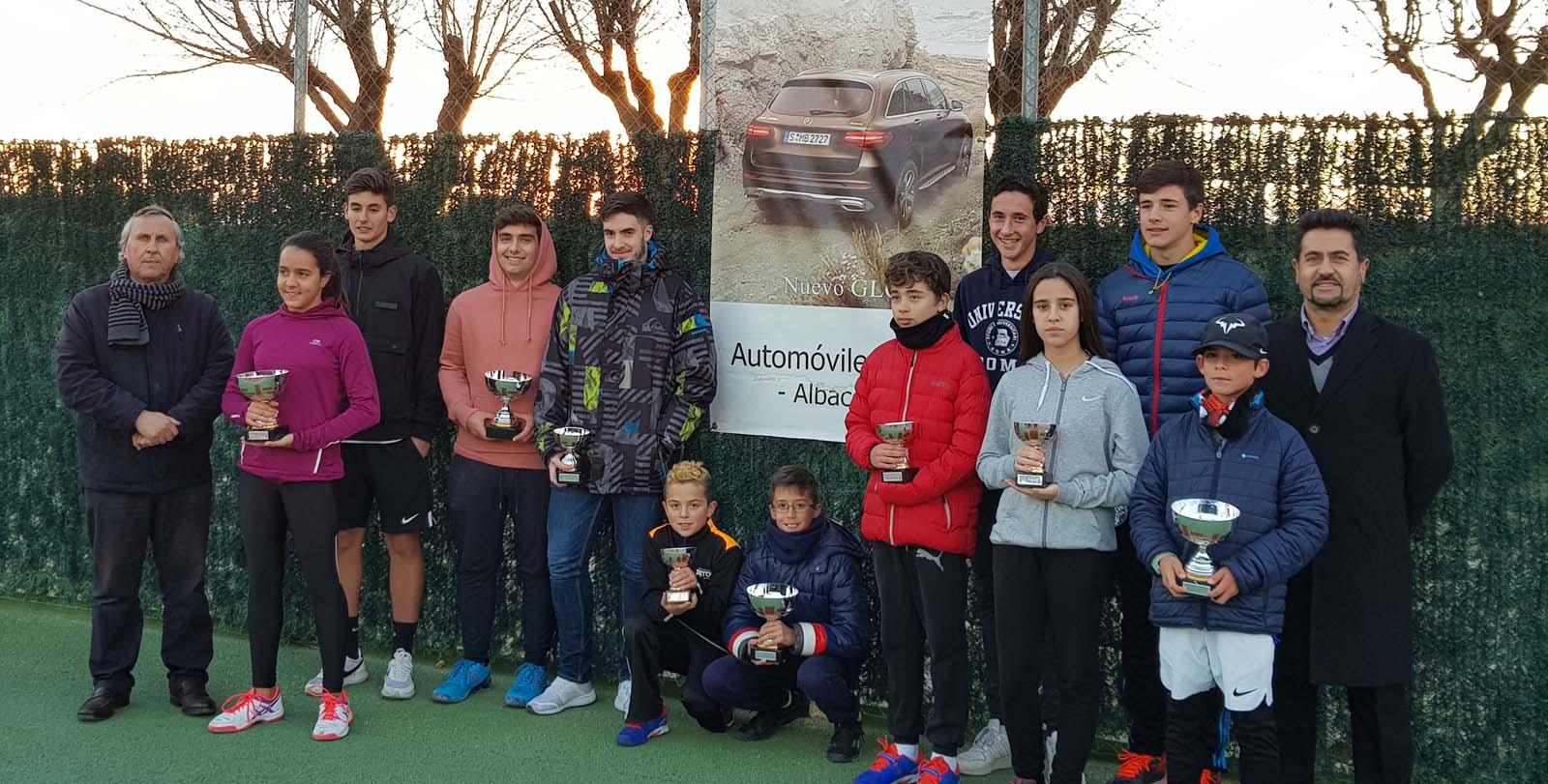Open de Tenis Automóviles Villar Mercedes Benz 2017