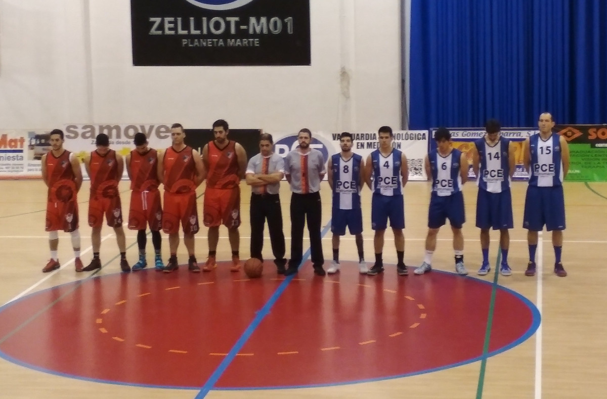 PCE Instruments Tobarra - Basket Puertollano
