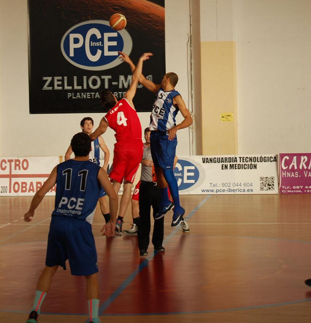 PCE Instruments Tobarra - CB Almagro