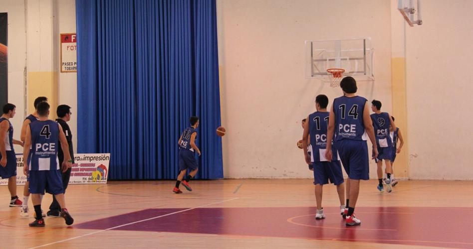 PCE Instruments Tobarra ante el Basket Talavera