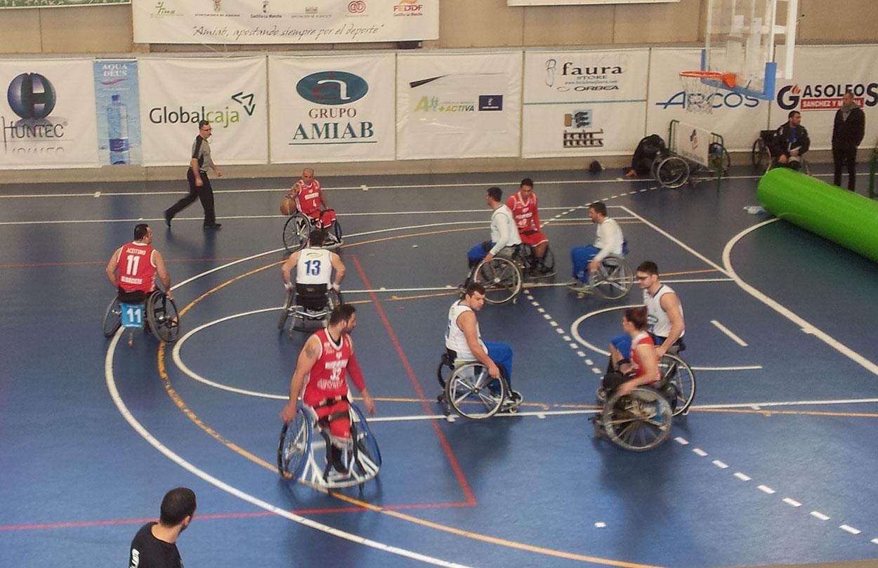 PDM Treviso - BSR Amiab Albacete Euroleague 3