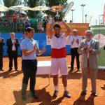 Pablo Andújar gana el XXXII Trofeo Internacional de Tenis Ciudad de Albacete