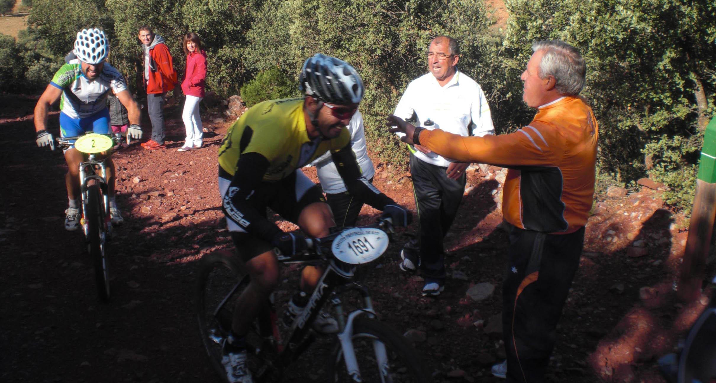 Paco Mancebo ganador de la prueba en 2012 (Foto: Prodepor)