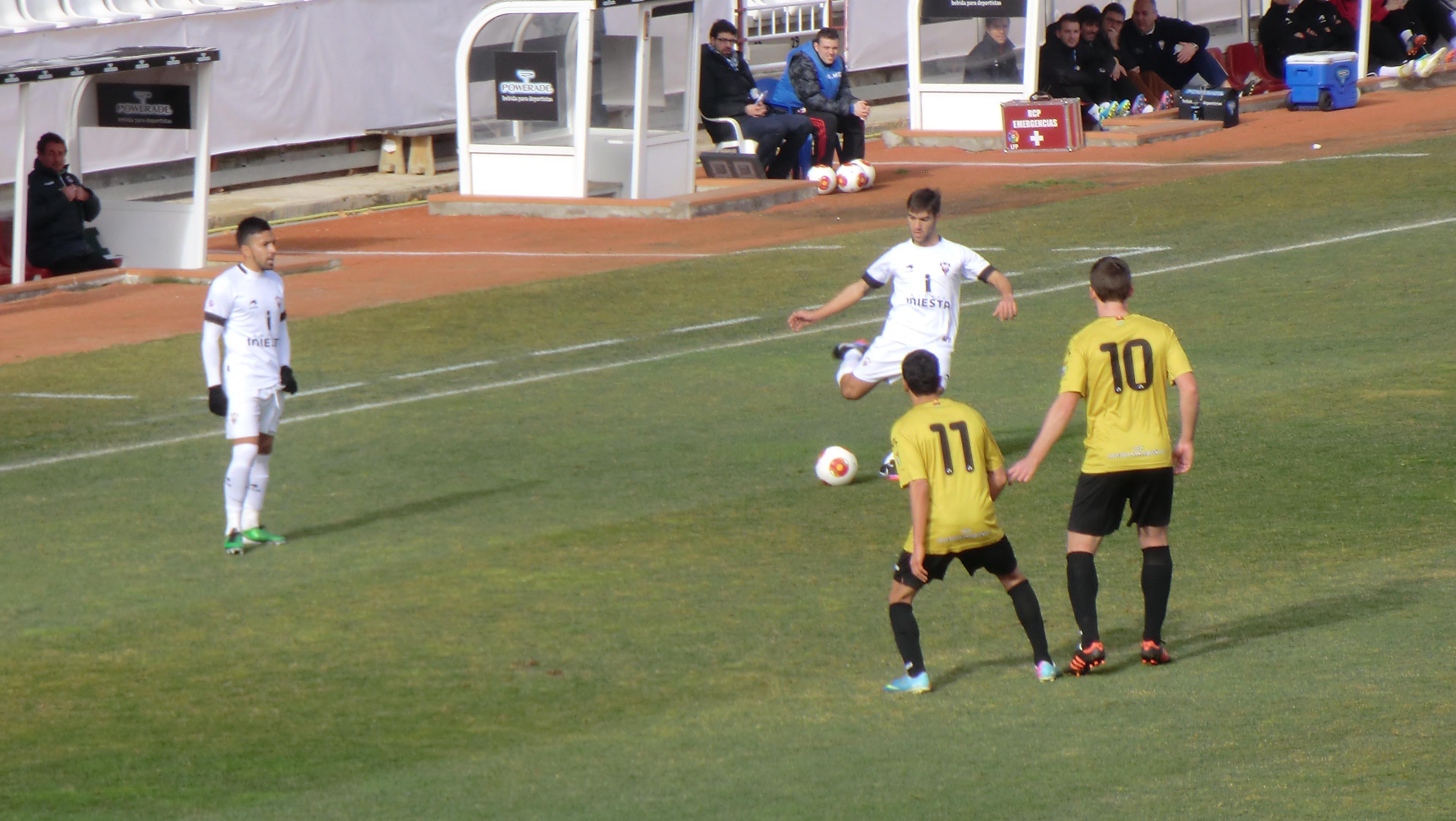 Albacete Balompié - Atlético Sanluqueño (Foto: Pilar García)