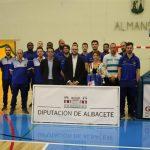 Patrocinio CB Almansa - Diputación de Albacete