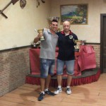 Pelao y Messi, subcampeones de la III Copa de Albacete