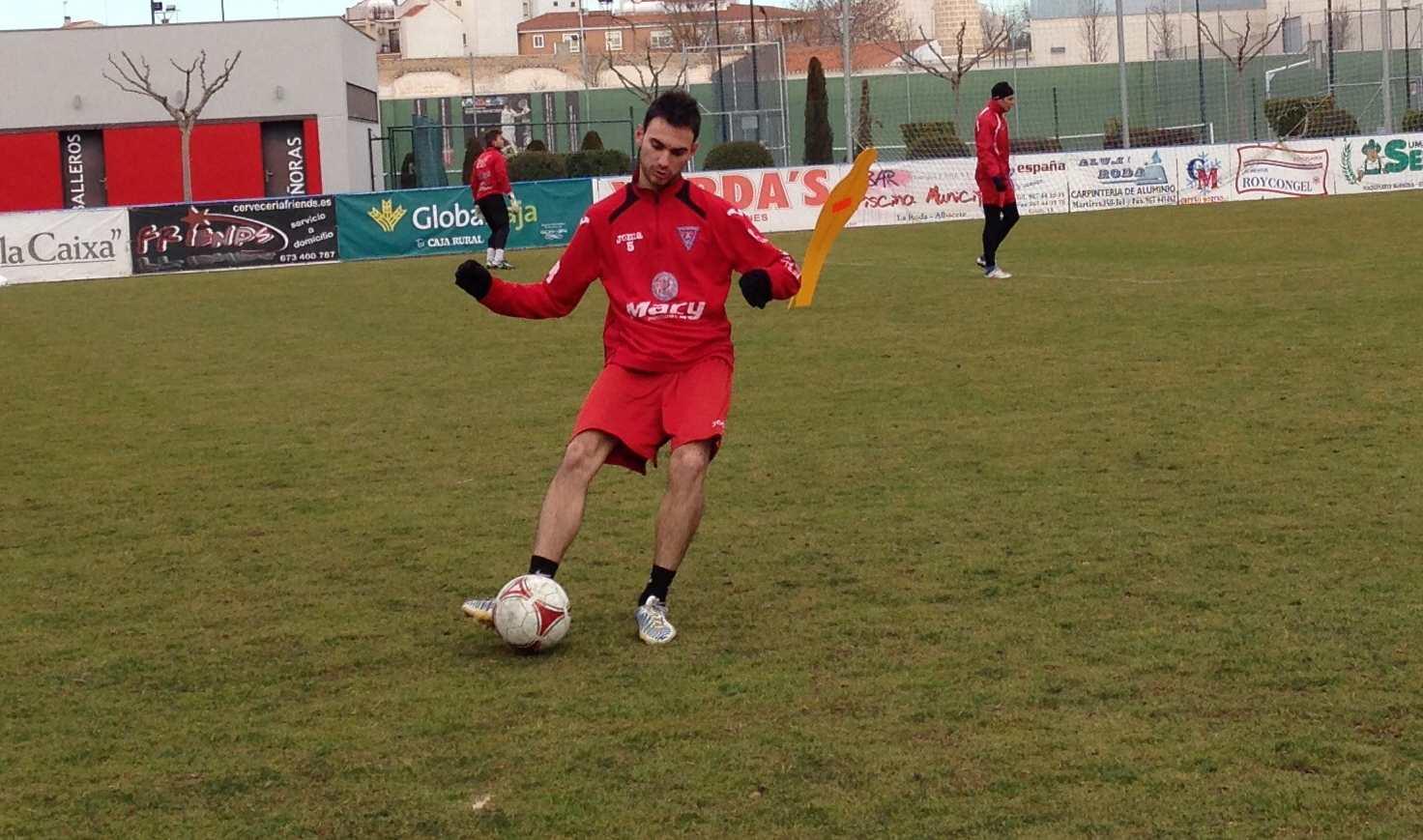 José Alberto Moreno Piojo (Foto: La Roda CF)