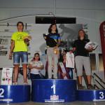 Podio femenino en Alpera (Foto: Prodepor)
