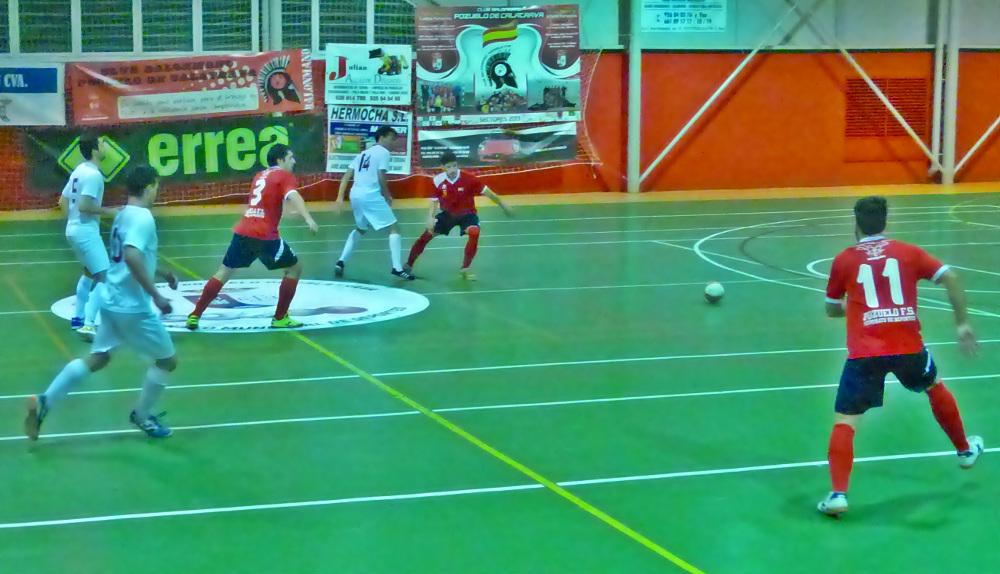 Pozuelo FS - Albacete FS