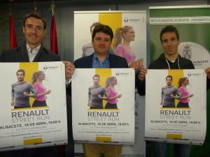 Presentación 10KM Albacete