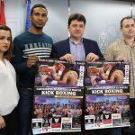 Presentación del Campeonato de Castilla-La Mancha de Kick Boxing