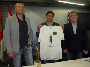 Presentación Carrera Solidaria a beneficio del Cotolengo