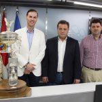 Presentación Trofeo Ciudad de Albacete de Fútbol