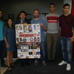 Presentación del Trofeo Internacional de Kick Boxing La Navaja